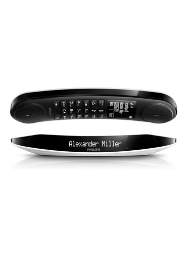 M6601WB/38 Dect Telsiz Telefon-Philips